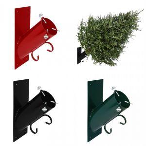 "Wall Mounted Christmas Tree Stand & Bracket - 4"""