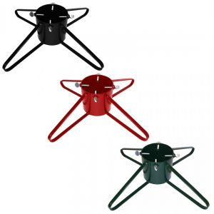 Holly Contemporary Metal Christmas Tree Stand
