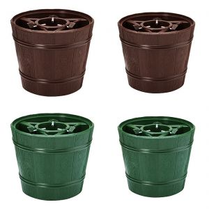 Holly Barrel Tree Stands