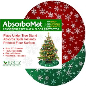 AbsorboMat - Absorbent Tree Mat